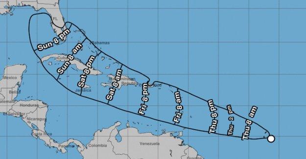 La tormenta tropical Elsa puede formarse el jueves, barrel a través del Caribe, dicen los pronosticadores
