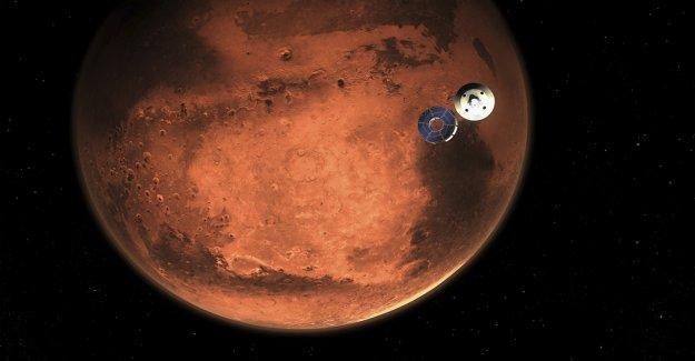 El rover Perseverance Mars de la NASA comienza a buscar signos de vida pasada