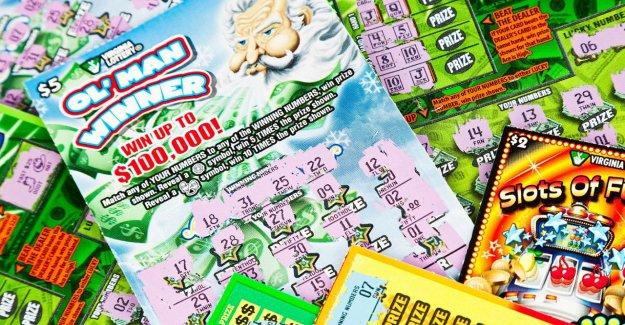 Ganador de la lotería olvidado llevó ticket 39M boleto ganador en el bolso durante semanas