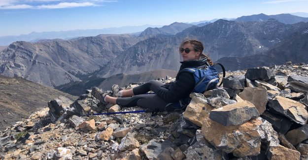 La búsqueda de las escarpadas montañas de Montana continúa para excursionista, 23, desaparecido casi un mes