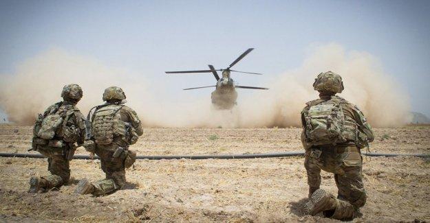 Traductores afganos, las familias temen la toma del poder talibán mientras intentan escapar a NOSOTROS
