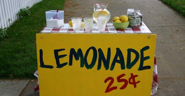 Washington girl's lemonade stand cerrado por la ciudad mientras continúan las quejas sobre el campamento de personas sin hogar: informe