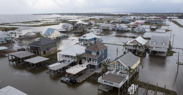 Biden visitará la devastación del huracán Ida en Luisiana el viernes