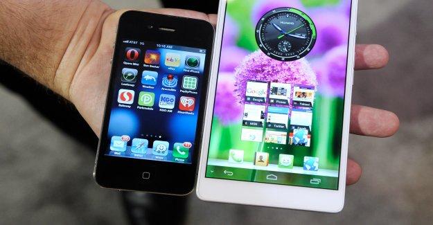 Cómo guardar mensajes de texto en iOS y Android