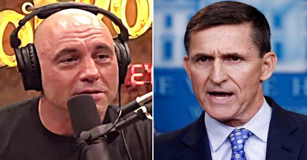 De Joe Rogan a Mike Flynn, el aumento de golpear — y prohibir-a los opositores ideológicos