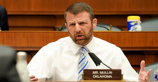 El representante de Oklahoma Mullin, después de un esfuerzo de evacuación reportado en Afganistán, dice que se 'dirige a casa'