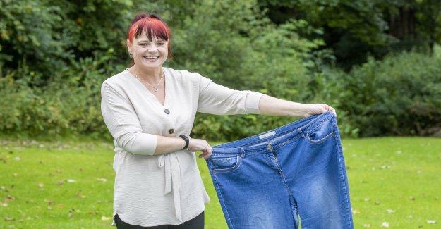 La mujer pierde 140 libras durante los bloqueos de COVID-19: 'Ahora estoy llena de vida'