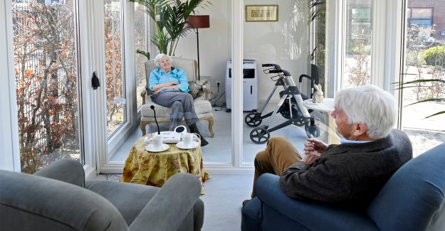 Se espera que el número de personas con demencia aumente un 40% en una década, dice la OMS