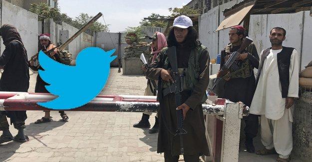 Twitter se enfrenta al escrutinio mientras los combatientes talibanes continúan usando una Gran plataforma tecnológica durante la agitación en Afganistán