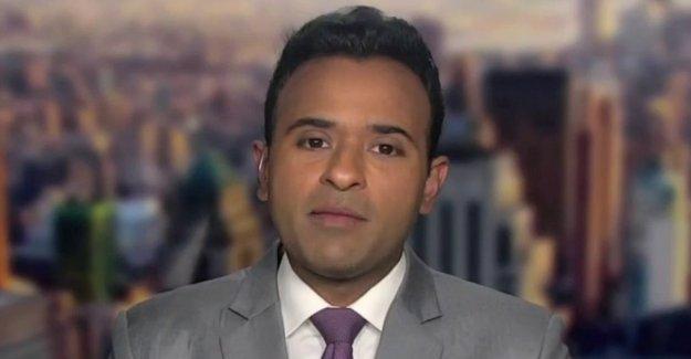 Vivek Ramaswamy denuncia la' asombrosa ' hipocresía de Twitter sobre los talibanes y Trump