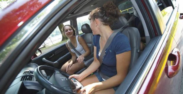 Accidentes de conducción de adolescentes en Texas