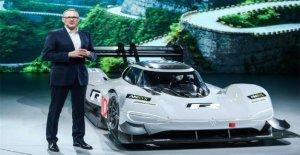 El Desafío de China: un nuevo reto para el Volkswagen ID. R