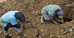 El Sahel, el oro y la maldición que...