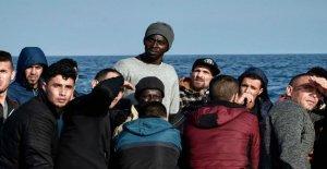 Los migrantes en Italia, sería válido...
