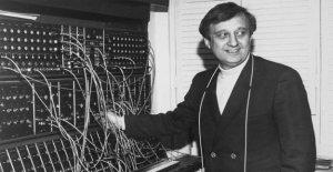 Adiós Gershon Kingsley, el autor de el gran éxito de 'Palomitas de maíz'. Él era un maestro de la moog