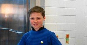 Adiós al pequeño Jack Burns, la muerte de los 14 años de edad, 'Billy Elliot'