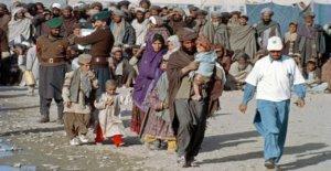 Afganistán, en el mundo de 4,6 millones de afganos desarraigados: 2,7 millones de refugiados, dos millones de desplazados internos