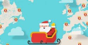 Así que muchos de los niños a descubrir en Google que Santa Claus no existe