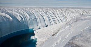 Aumenta la disolución de la ghiacchi de Groenlandia
