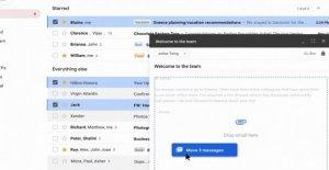 Correo ettronica formato de matryoshka: ahora se puede adjuntar un e-mail a otra dirección de e-mail