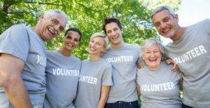 De los voluntarios, la Reconstrucción de una comunidad de solidaridad: el papel del voluntariado en el Tercer Sector