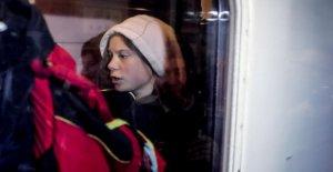 Desde Lisboa a Madrid en tren: Greta llega a Cop25 para la jornada mundial de la huelga