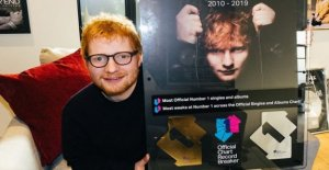 Ed Sheeran, el tipo de registro: él es el artista de la década en el Reino Unido