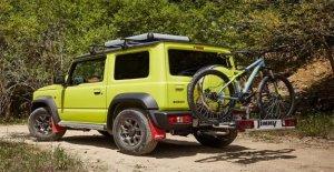El Suzuki Jimny es diferente de los otros