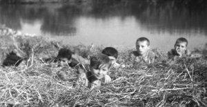 El papa Francisco y el neo-realismo: Los niños nos miran', una película que me formó en el corazón