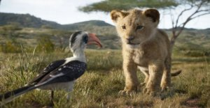 'El rey león' es el más visto de la película del año. El mago de los efectos especiales: Ni los dibujos animados, ni la acción en vivo, es un nuevo género