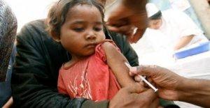 El sarampión, más del doble del número de casos en 2018: 140 mil muertos, la mayoría son niños menores de 5 años