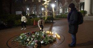 Él tiene 13 años de edad, el asesino de la joven mató a niña en un parque en Nueva York