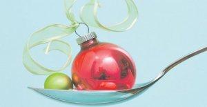 En Navidad no hablar con nosotros acerca de las calorías