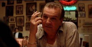 Está muerto, Danny Aiello, el cine italiano, de Sergio Leone, de Spike Lee