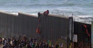 Estados unidos, el juez bloquea la utilización de los fondos del Pentágono para construir el muro con México