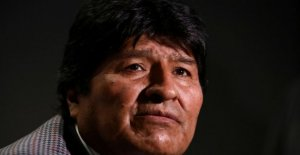 Evo Morales está listo para salir de México. Destino Argentina