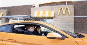 Ford y Mcdonald's, una asociación bajo la bandera de la sostenibilidad