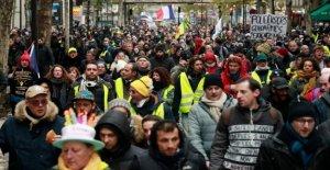 Francia a la parálisis de la huelga contra la reforma de las pensiones: el muro de 5 de diciembre