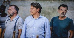 Giorgio Tirabassi en 'todo Gratis': Un adorable canalla