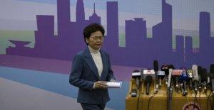 Hong Kong, no arrugue la confianza de Xi para Lam: él Tiene un montón de coraje