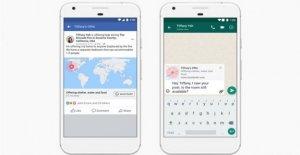 Incluso Whatsapp tiene el botón para emergencias-Facebook