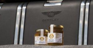La miel de Bentley, el regalo más codiciado en el mundo de los coches