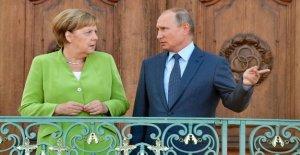Las represalias de Moscú expulsó a dos diplomáticos de la alemana