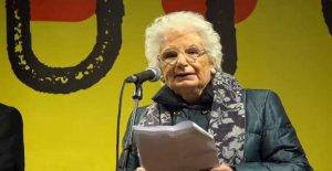 Liliana Segre, Fig y Casellati sí a la candidatura para el premio Nobel de la paz