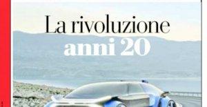 Mañana, en el puesto de periódicos en el Motor, La revolución en los años 20
