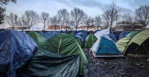 París: los desalojos forzosos, el registro de las solicitudes de asilo y la falta de una política nacional de acogida de refugiados