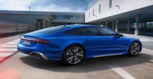 RS 25 Aniversario, el Audi celebra los 25 años de éxito