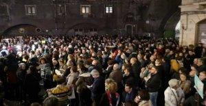 Sardinas invadir Catania: Somos la respuesta a aquellos que siembran el odio