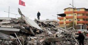 Terremoto en Albania: 9 detenciones. Los constructores, ingenieros y funcionarios en virtud de acusación para los colapsos