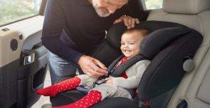 V-Bebé de Alerta, cada vez más niños son olvidados en los coches